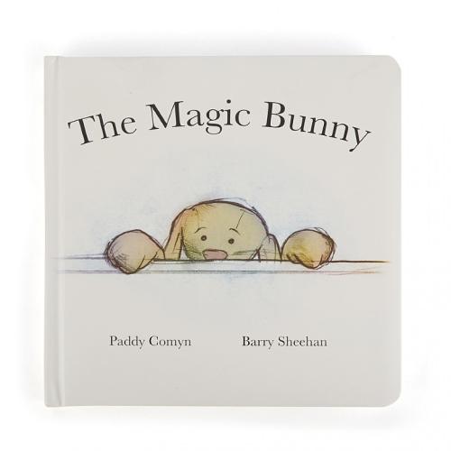 JellyCat – The Magic Bunny Book