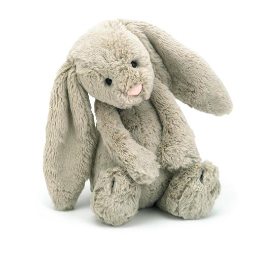 JellyCat – Bashful Silver Bunny Medium
