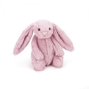 JellyCat – Bashful Pink Tulip Bunny Medium