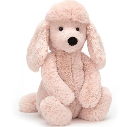 JellyCat – Bashful Poodle Medium