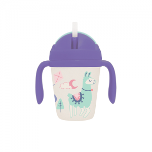 Penny Scallan – Bamboo Sippy Cup – Loopy Llama
