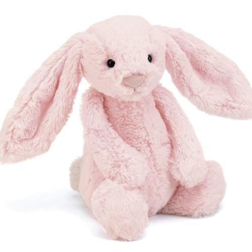 JellyCat – Bashful Bunny Medium – Pink