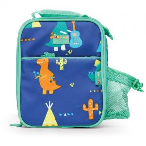 Penny Scallan – Bento Cooler Bag – Dino Rock