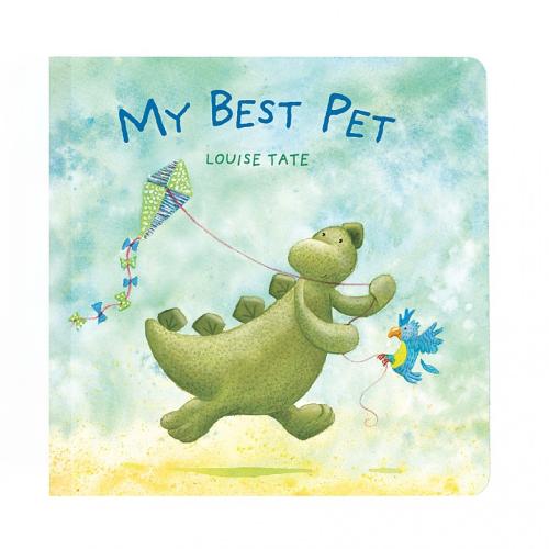 JellyCat – My Best Pet Book