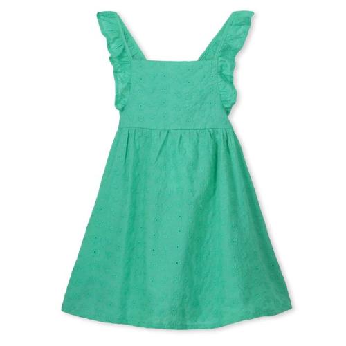 Milky – Broderie Dress