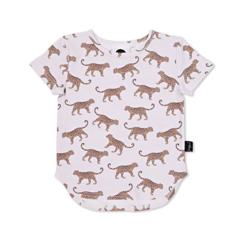 KAPOW – Leopard T-shirt