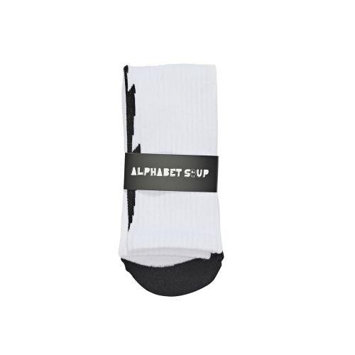 Alphabet Soup – Bolt Sock