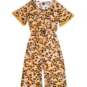 Eve Girl – Leopard Jumpsuit