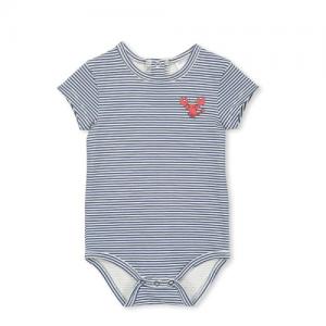 MILKY – Blue Stripe Bubbysuit