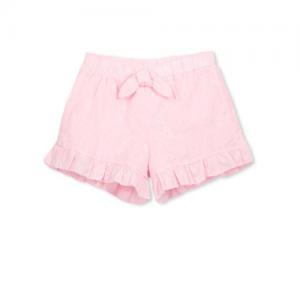MILKY – Pink Broderie Short