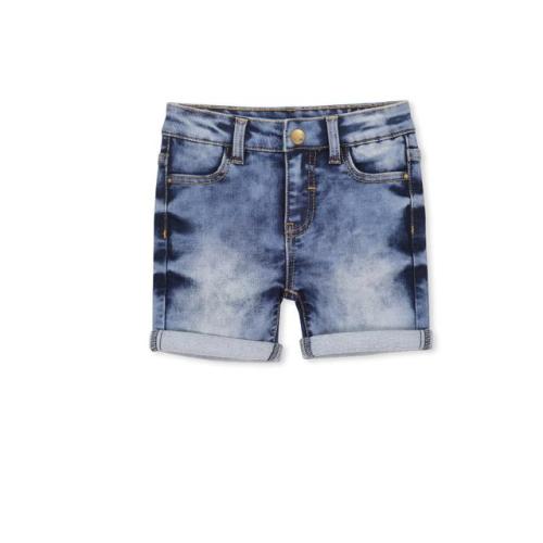 Milky – Knit Denim Short