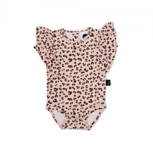 KAPOW – Cheetah Flutter Bodysuit
