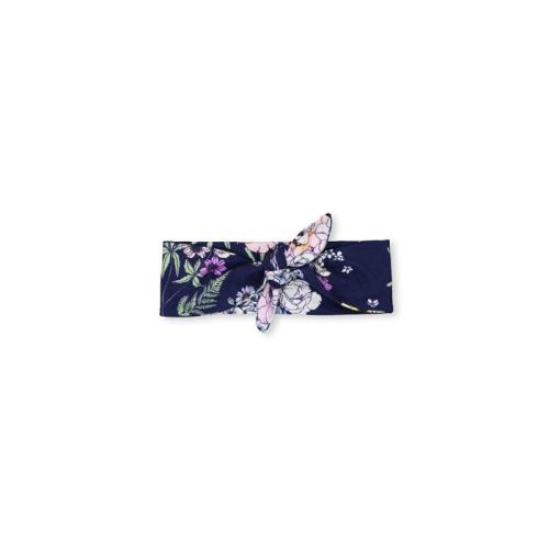 MILKY – Navy Floral Headband