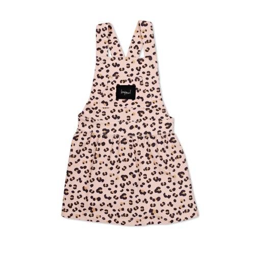 KAPOW – Cheetah Pinafore