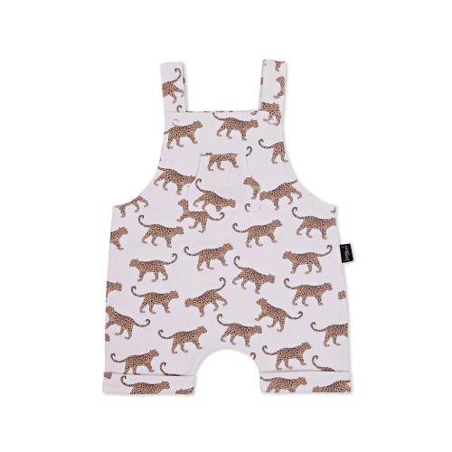 KAPOW – leopard Overalls