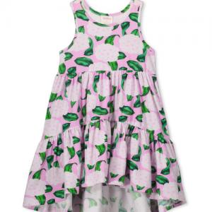 MILKY – Hydrangea Dress