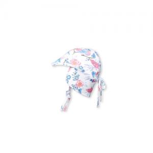Milky – Floral Bonnet (3-6m)