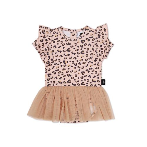 KAPOW – Cheetah Tutu Dress – baby