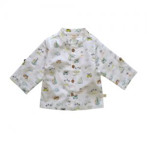 Tiny Twig – Gandhi Shirt – Sail Boats