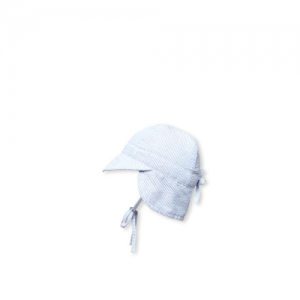 Milky – Seer Sucker Bonnet (3-6m)