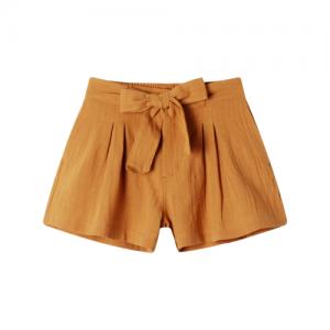 Cracked Soda – Carley Linen Shorts