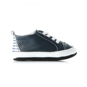 WALNUT – Rowie Sneaker Navy