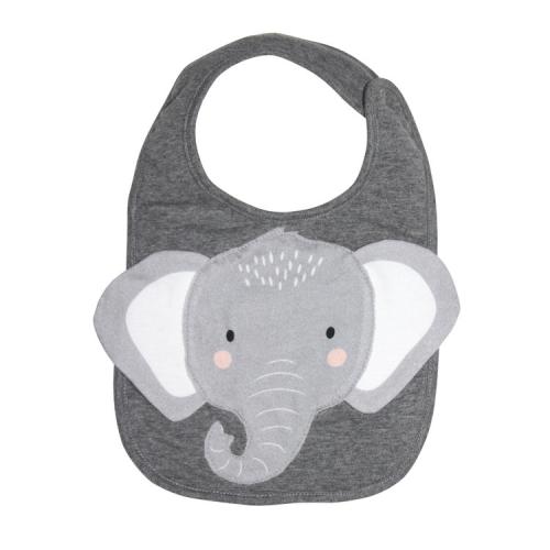 Mister Fly – Animal Face Bib Elephant