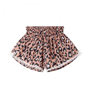 Cracked Soda – Ciao Bella Leopard Shorts