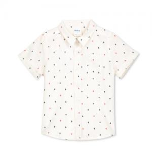 Milky – White Shirt
