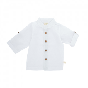 Tiny Twig – Gandhi Shirt – White