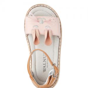 WALNUT – Bunny Sandal Pink Combo