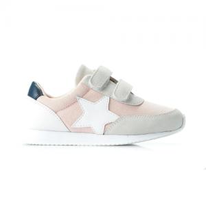 Walnut – Star Sneaker Pink Combo