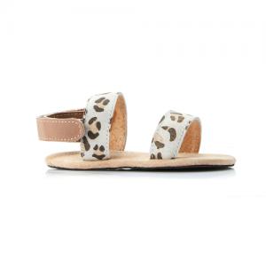 WALNUT – Augie Sandal Tan Leopard