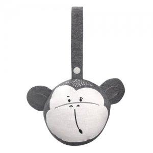 Mister Fly – Monkey Pram Rattle Ball