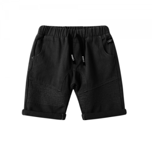 Cracked Soda – Detailed Shorts Black