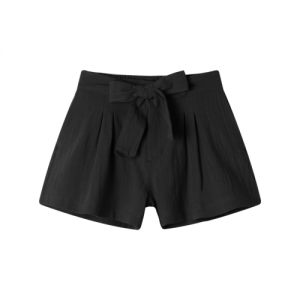 Cracked Soda – Carley Linen Shorts