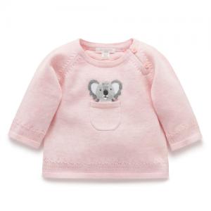 Pure Baby – Little Koala Jumper