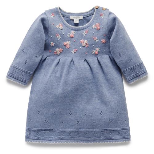 Pure Baby – Prarie Flower Dress