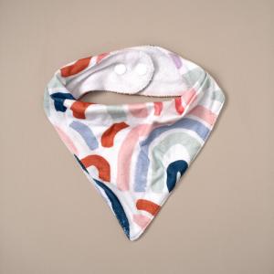 Snuggle Hunny – Rainbow Baby | Dribble Bib