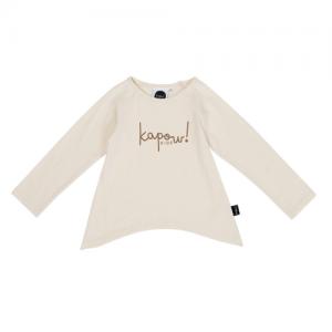 KAPOW – Logo Raglan LS Tee