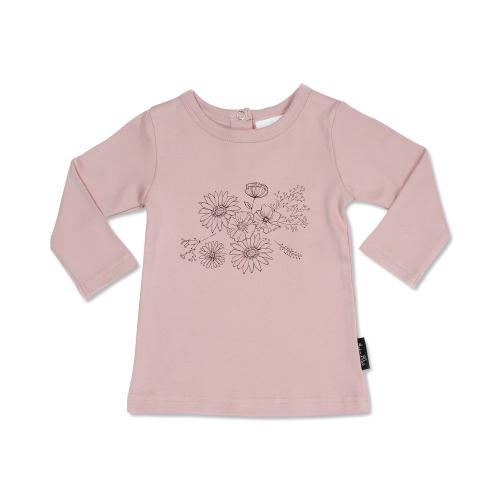 Aster&Oak – Floral Print Long Sleeve Top