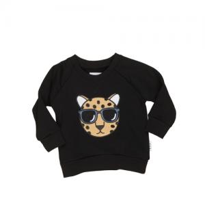 HUX – Leopard Sweatshirt
