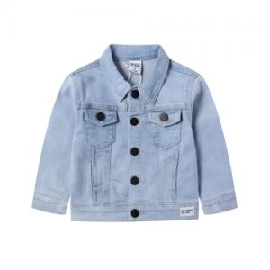 Cracked Soda – Junior Girls Denim Jacket