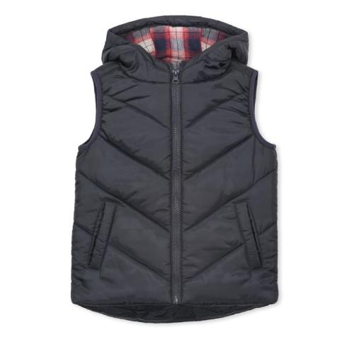 Milky – Navy Puffer Vest