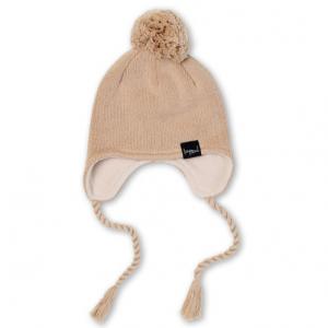 KAPOW – Mushroom Knit Pom Pom Beanie
