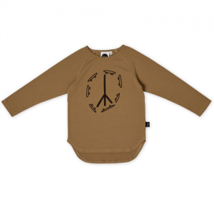 KAPOW – Skate&Peace Placement LS Tee