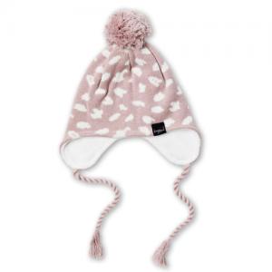 KAPOW – Marshmellow Knit Pom Pom Beanie