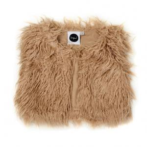 KAPOW – Shaggy Faux Fur Vest