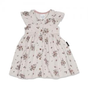 Aster&Oak – Floral Button Up Dress