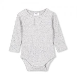 Milky – Grey Rib Bubbysuit